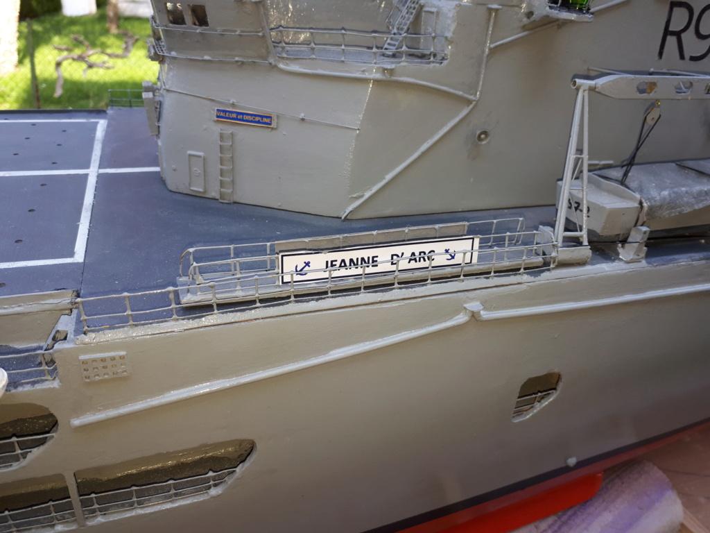 """LA """"JEANNE D'ARC"""" 1/72eme par OLIVE_45 - Page 6 610"""