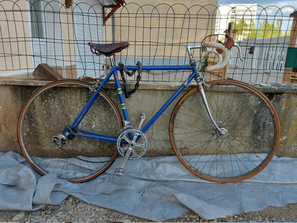 Vélo Alain Michel super vitus 980 20210519