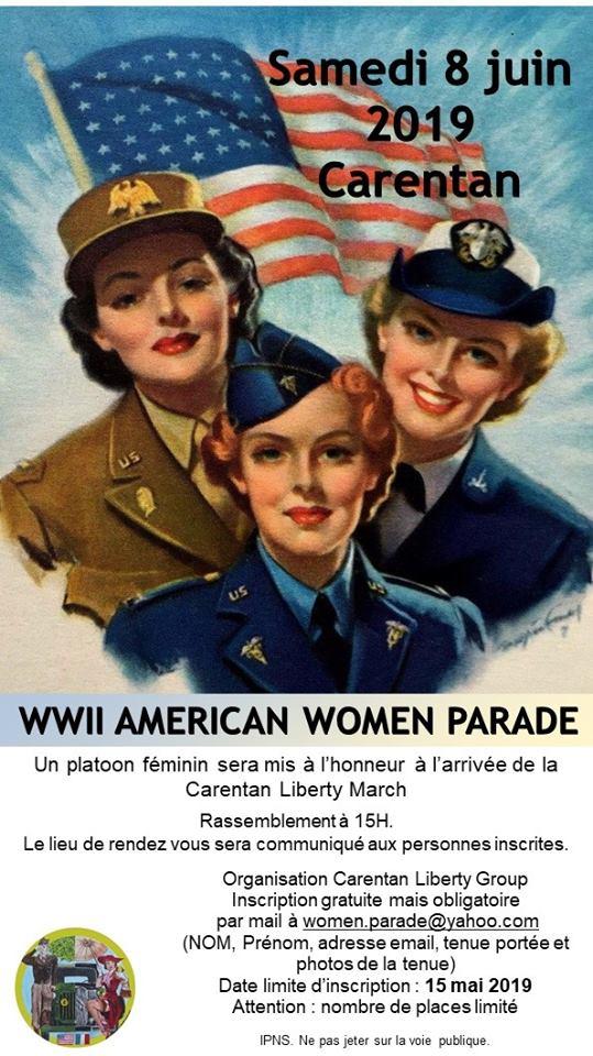 WOMEN PLATOON - 75E ANNIVERSAIRE 57155110