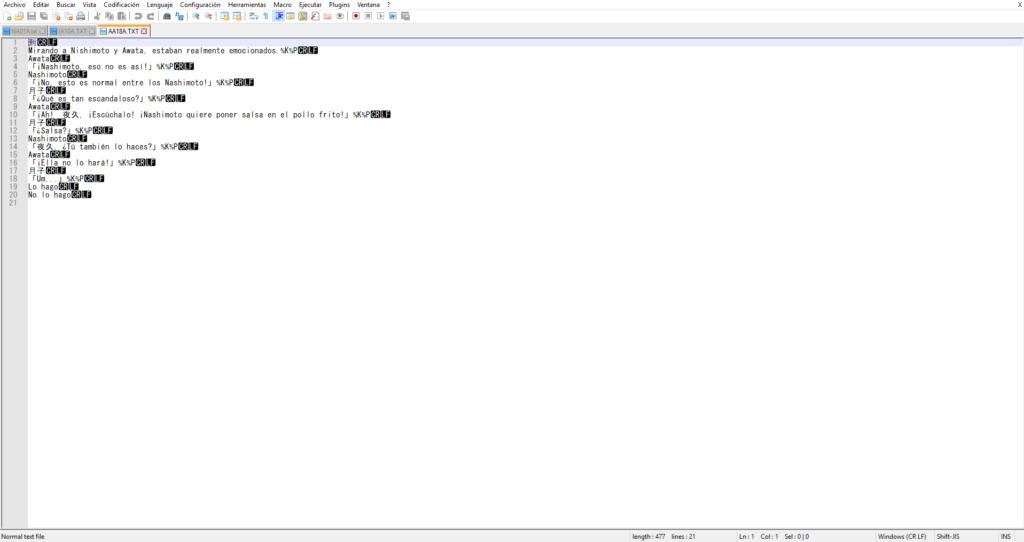 Tengo un problema con Notepad++ Traduc14
