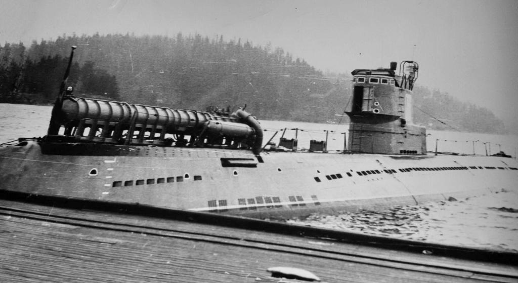Le sous marin SAUKKO  29-80910