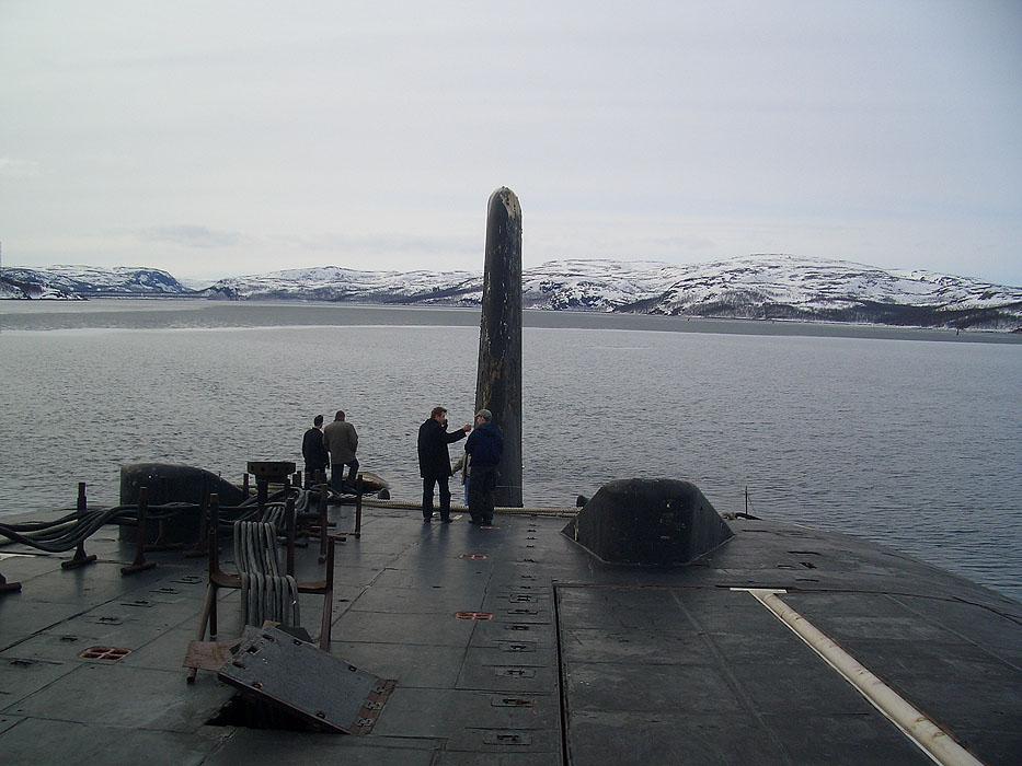 """Insignes et médailles des sous-marins """"Projet 941 Akula""""  - Page 2 Humour55"""
