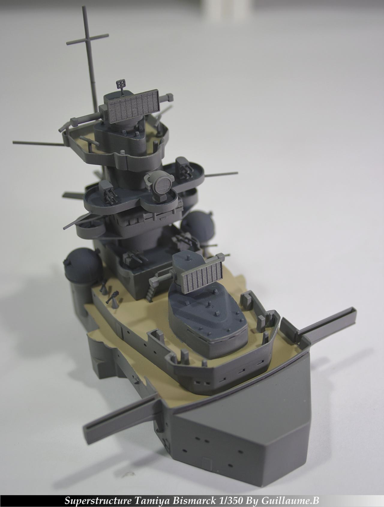 Bismarck 1/350 Tamiya  - Page 5 Meille10