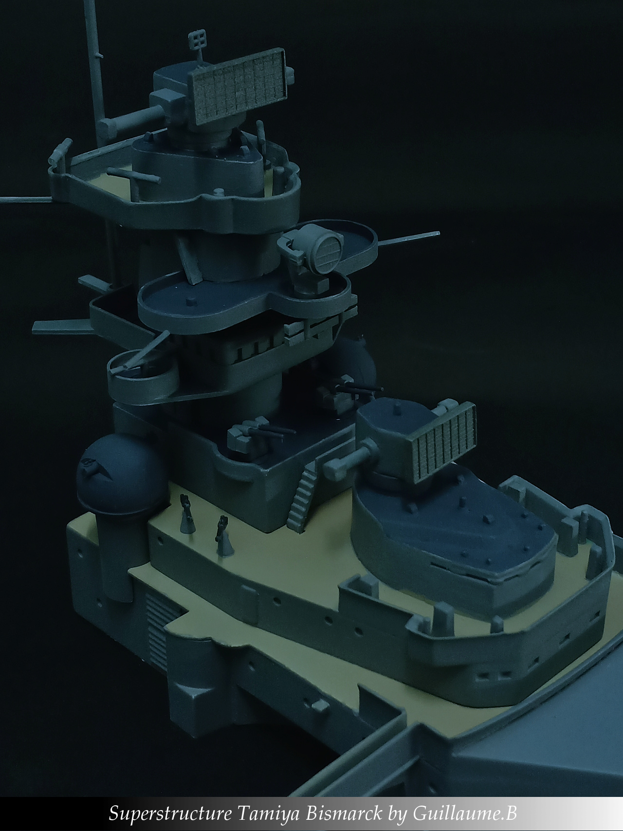 Bismarck 1/350 Tamiya  - Page 5 Supers11