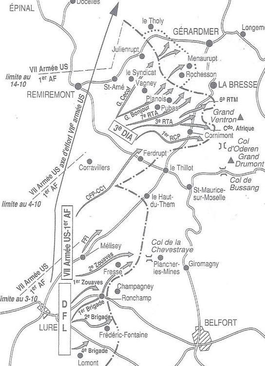 La Bataille des Vosges (1944) Retd10