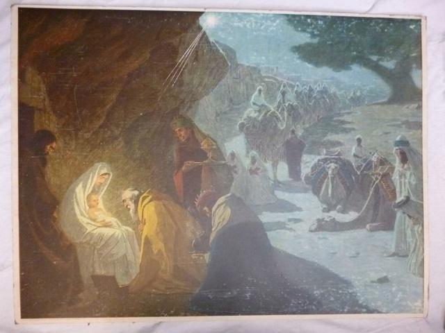 Gebhard Fugel (1863-1939), peintre allemand d'art sacré. 27_22710