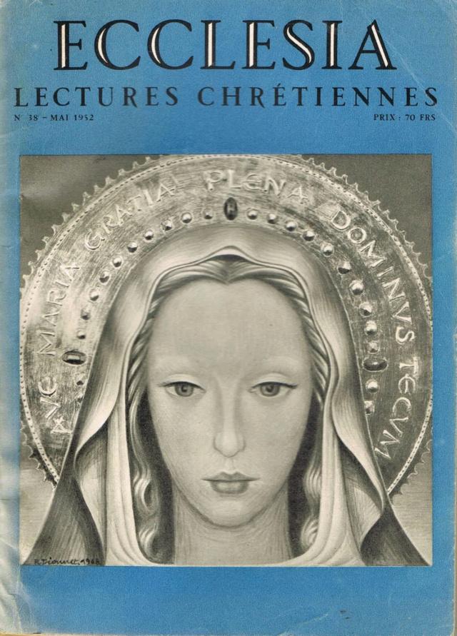 René Dionnet, peintre français d'art sacré 87493910