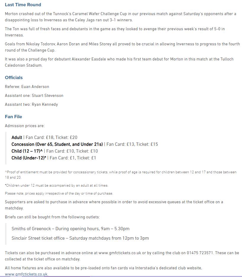 MORTON v INVERNESS CALEY - Page 2 Screen23