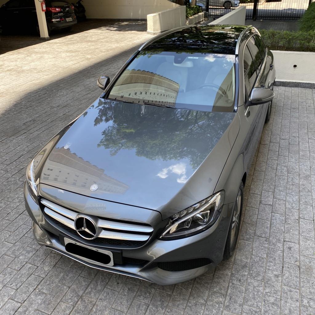 C300 Estate Avantgarde 2017 - R$190,000 Img_8811