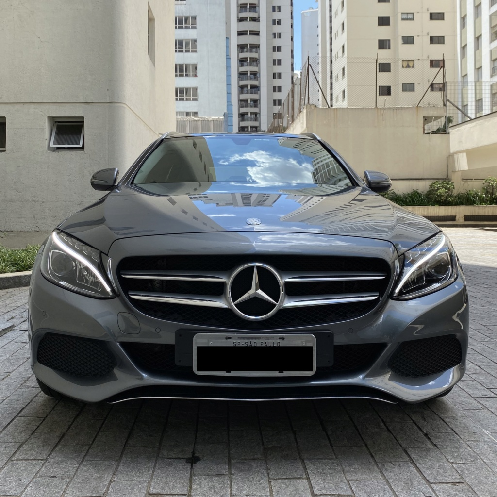 C300 Estate Avantgarde 2017 - R$190,000 Img_8816