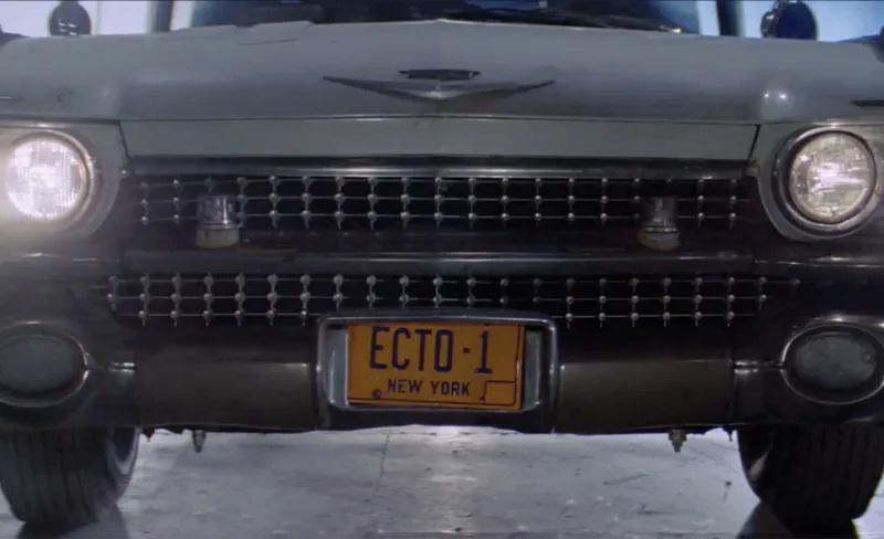 Ghostbusters ECTO-1 Ecto-110