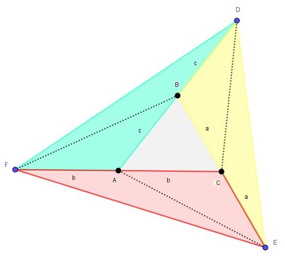 areas de triangulo 841 Im212