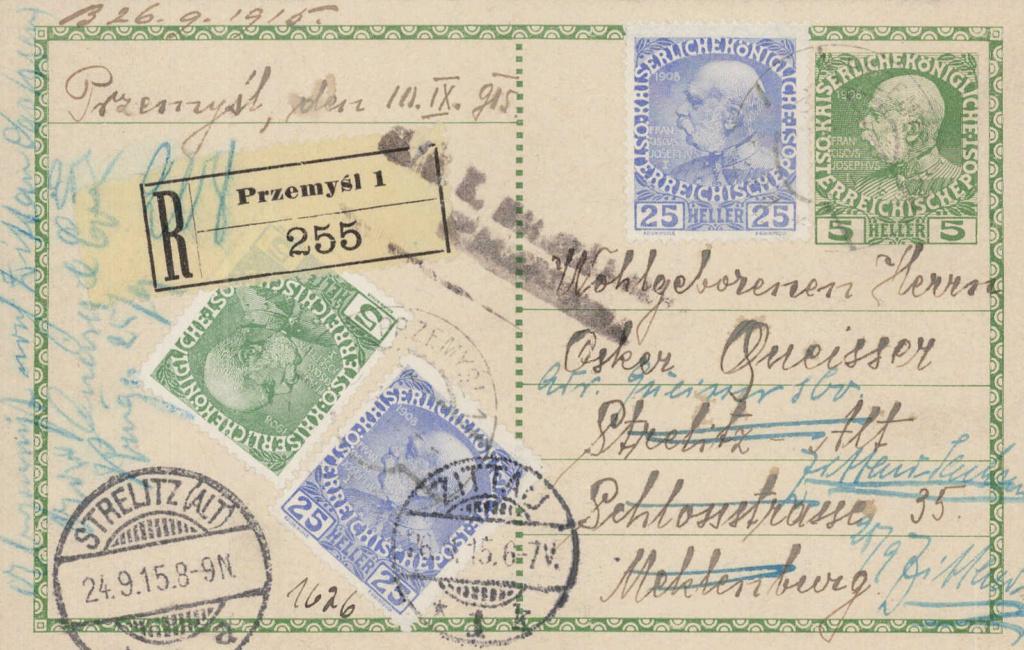 Die Freimarkenausgabe 1908 - Seite 9 00001110