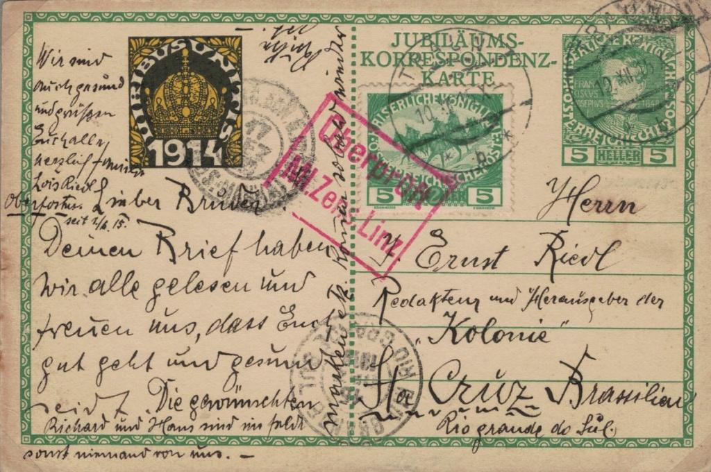 Die Freimarkenausgabe 1908 - Seite 8 1914_b10