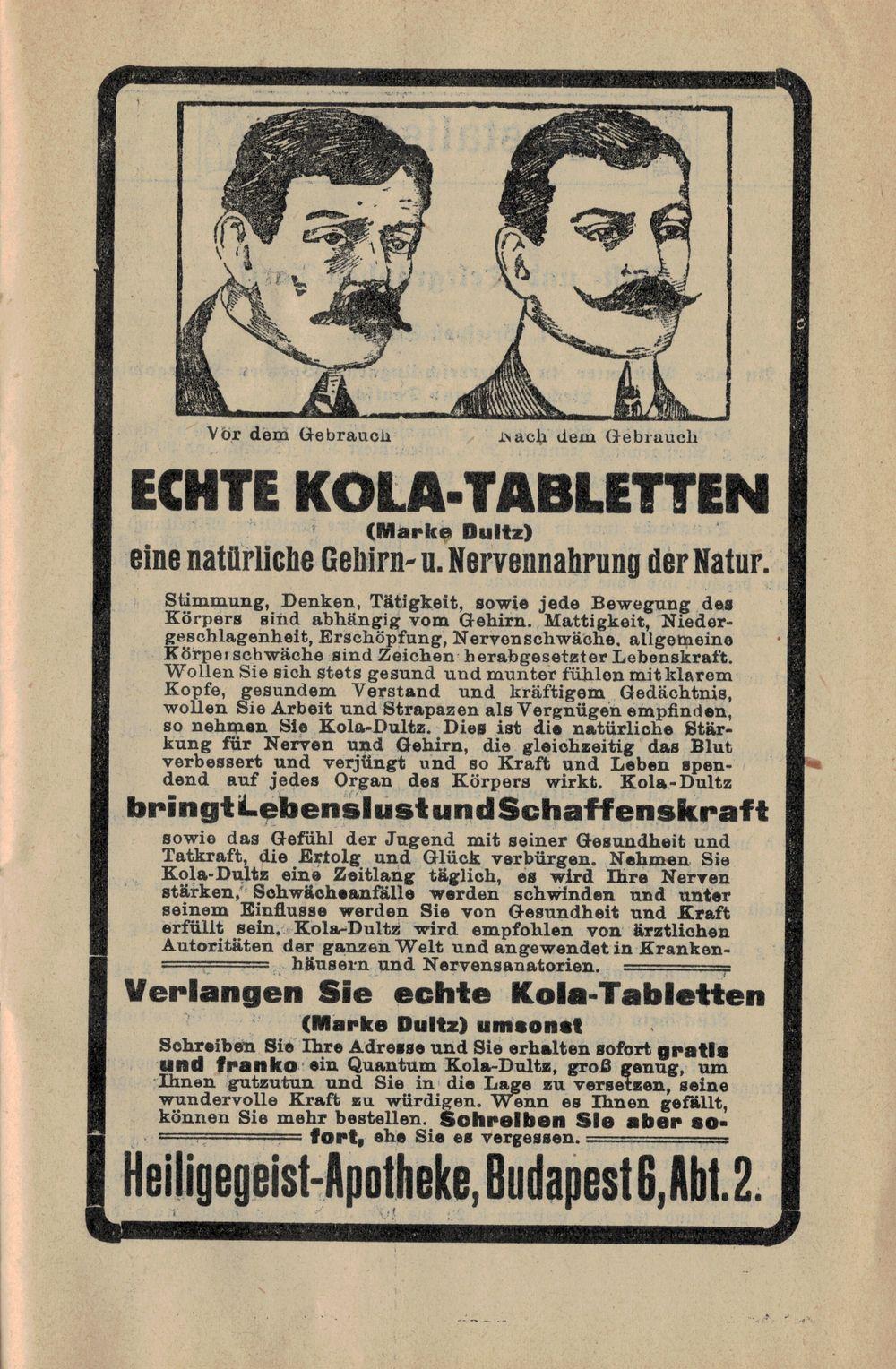 Postbüchl - Das kleine Postbuch 1915_k10