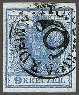 PETERWARDEIN NETTO in Aufgabs-Recepisse 79210