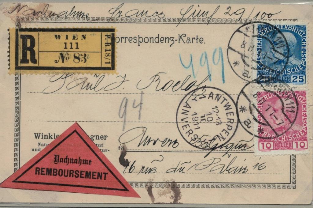 Die Freimarkenausgabe 1908 - Seite 9 Antwer10