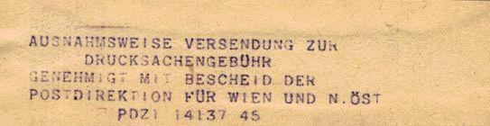 Wappenzeichnung  -  ANK 714-736 - Belege - Seite 5 Aufkle10