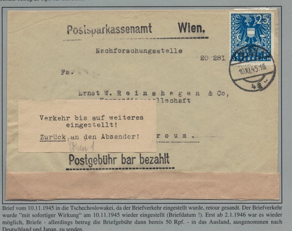 Wappenzeichnung  -  ANK 714-736 - Belege - Seite 5 Brief_10