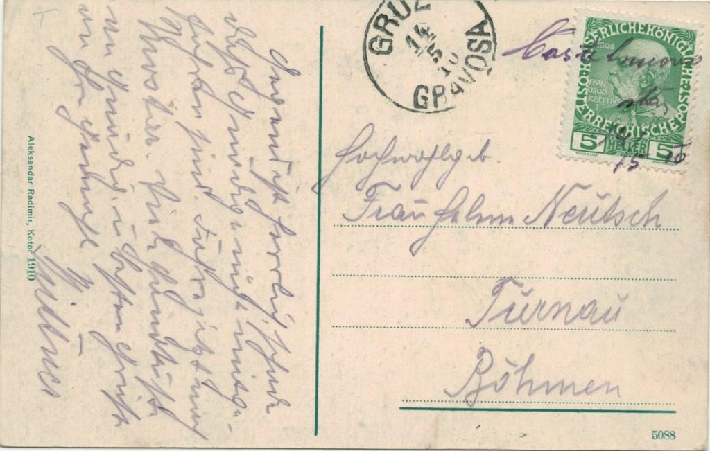 Die Freimarkenausgabe 1908 - Seite 7 Castel10
