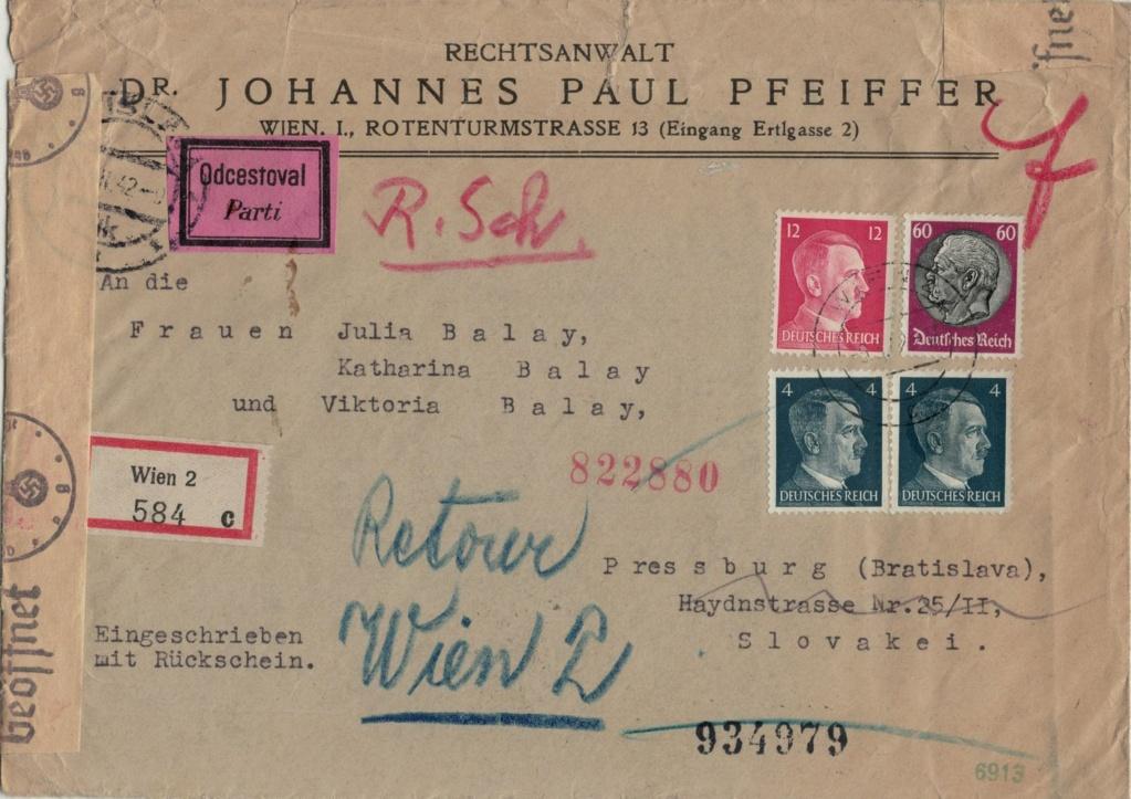 Österreich im III. Reich (Ostmark) Belege - Seite 22 Deutsc11