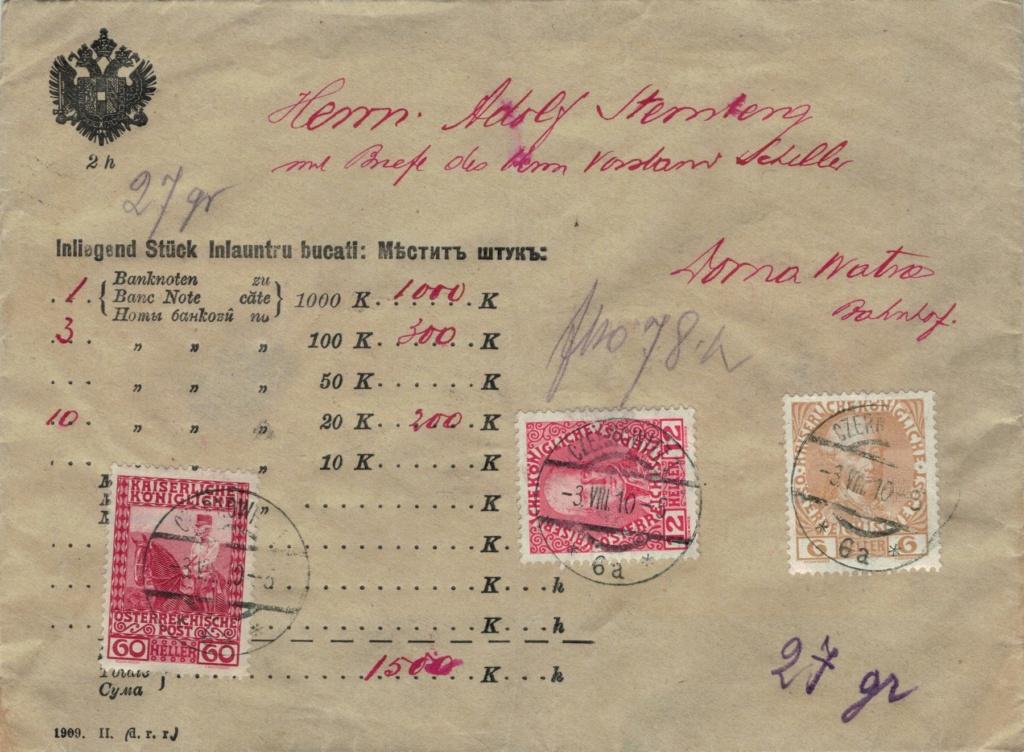 Die Freimarkenausgabe 1908 - Seite 7 Drr_ro10