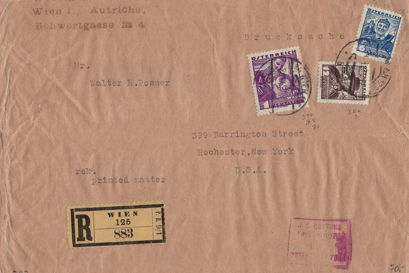 Österreich 1925 - 1938 - Seite 14 Drucks12