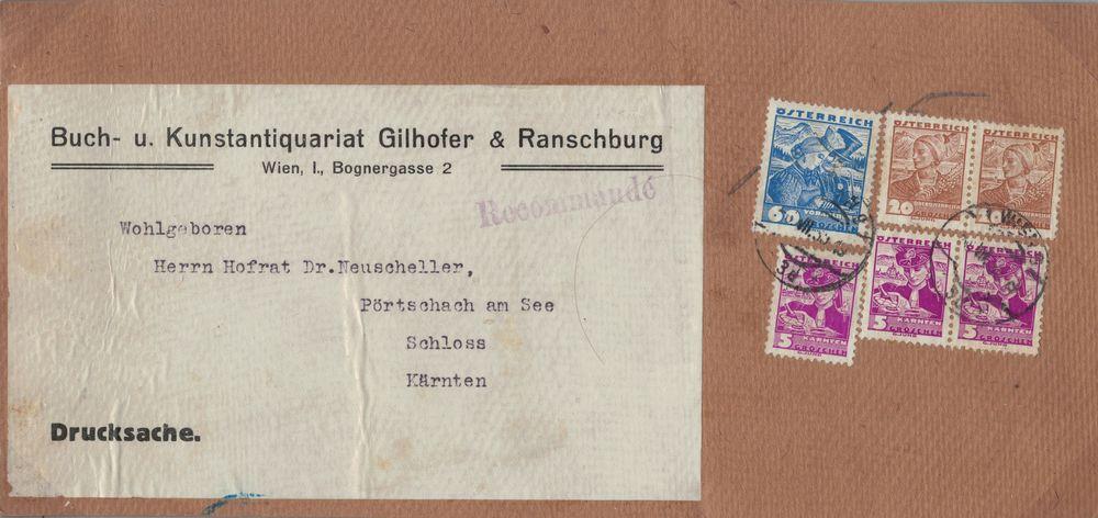 Österreich 1925 - 1938 - Seite 15 Drucks13