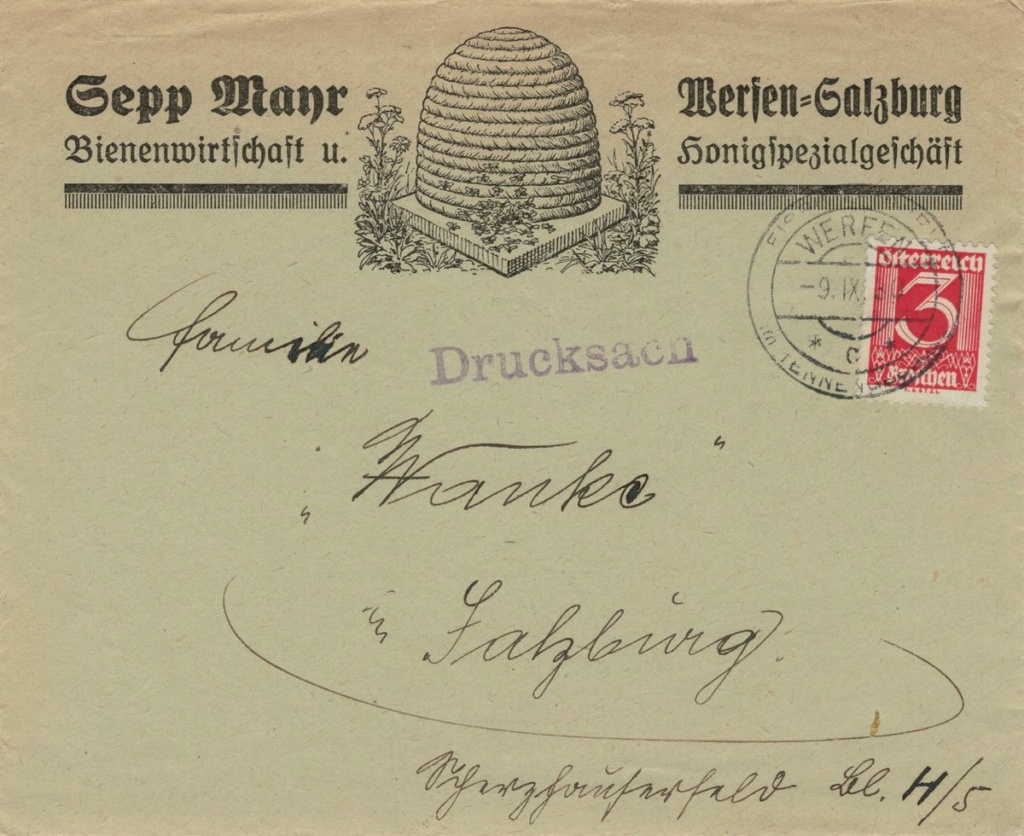 Österreich 1925 - 1938 - Seite 16 Drucks14