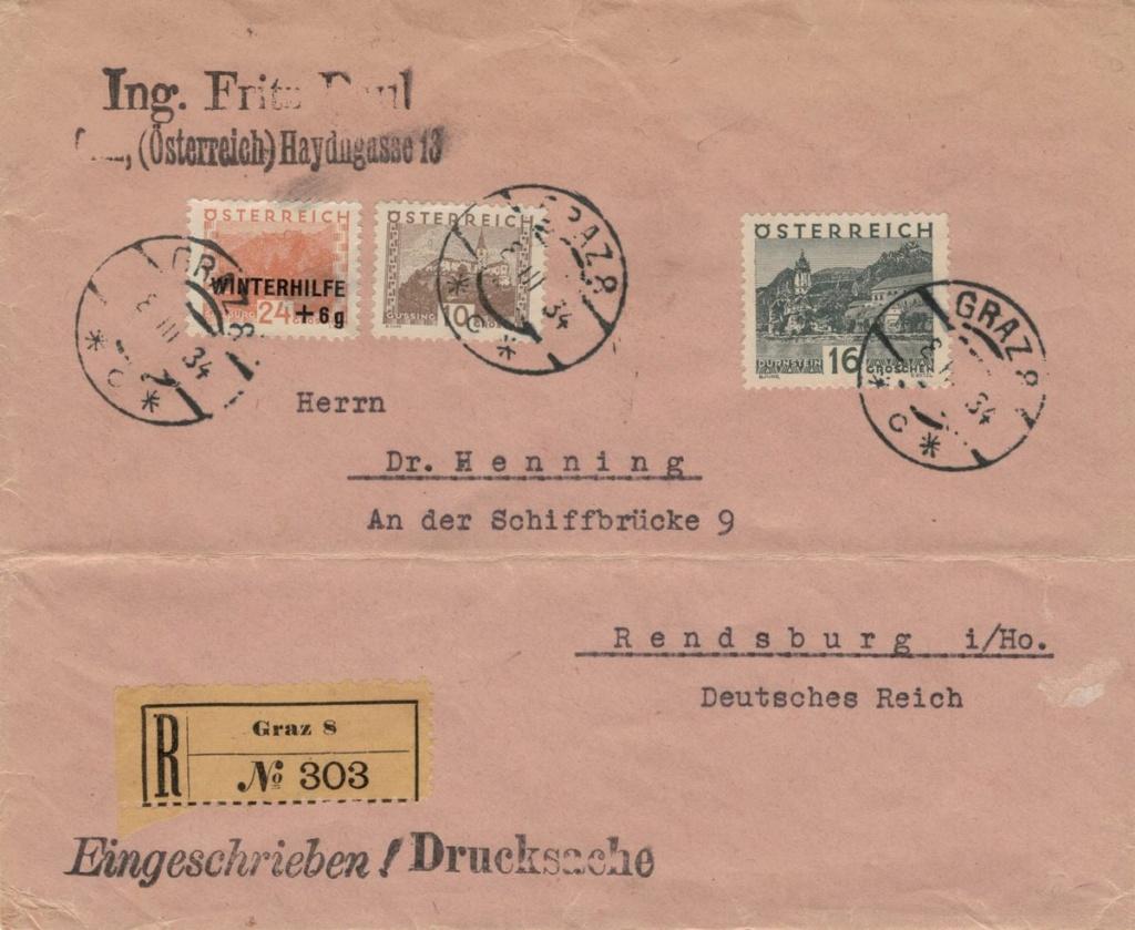 Österreich 1925 - 1938 - Seite 16 Drucks15