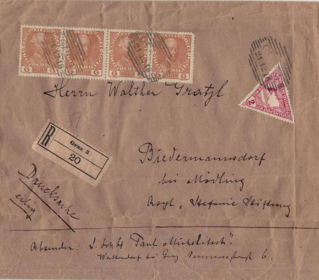 Die Freimarkenausgabe 1908 - Seite 6 Eil_dr10