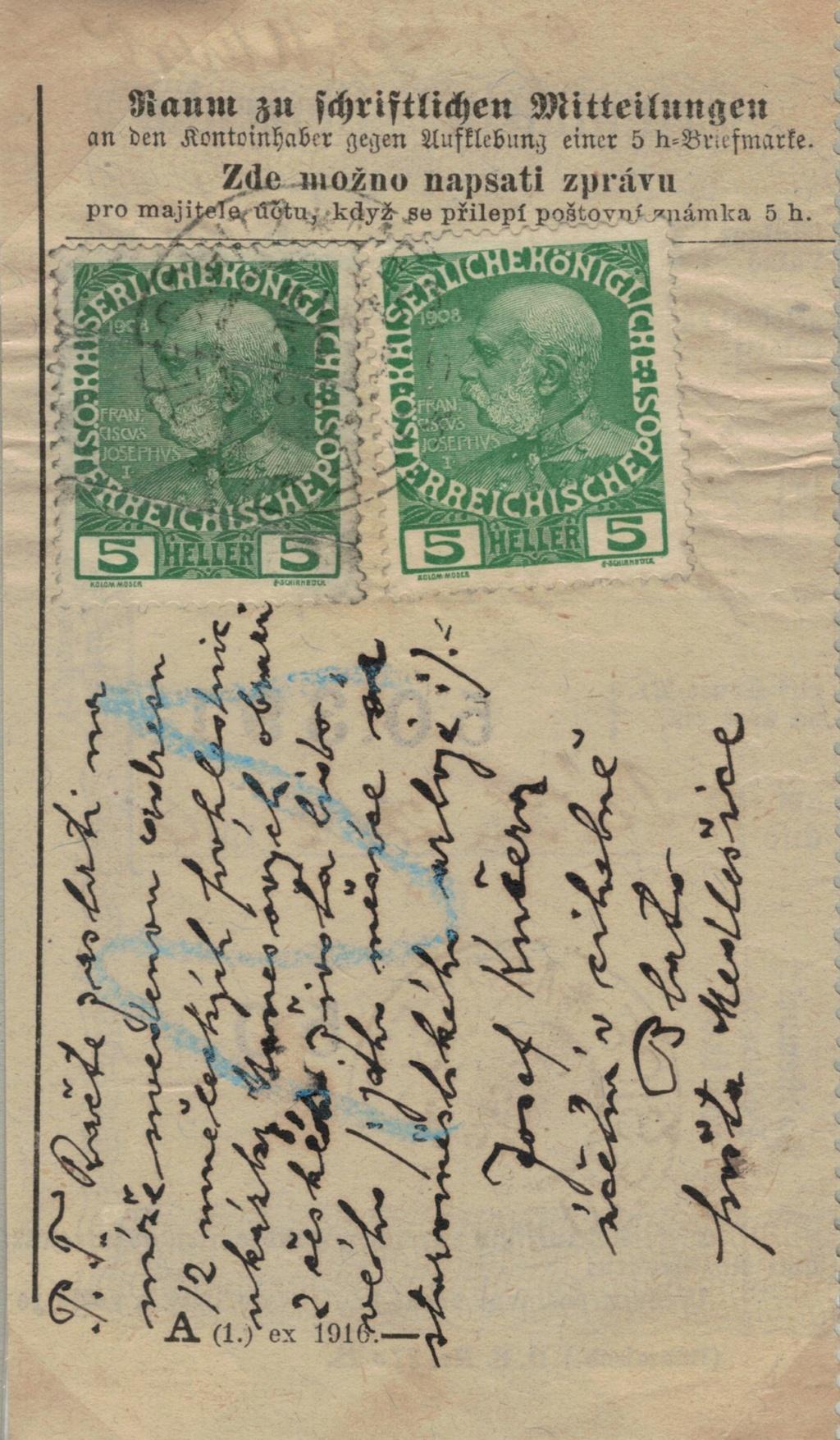 Die Freimarkenausgabe 1908 - Seite 7 Erlags10