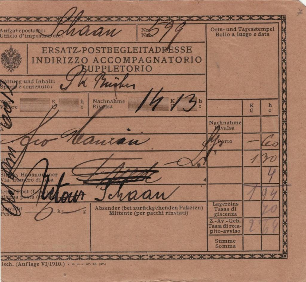 Die Freimarkenausgabe 1908 - Seite 9 Ersatz10