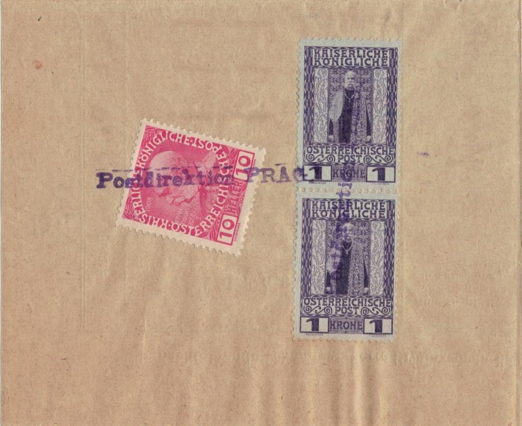 Die Freimarkenausgabe 1908 - Seite 9 Franko13