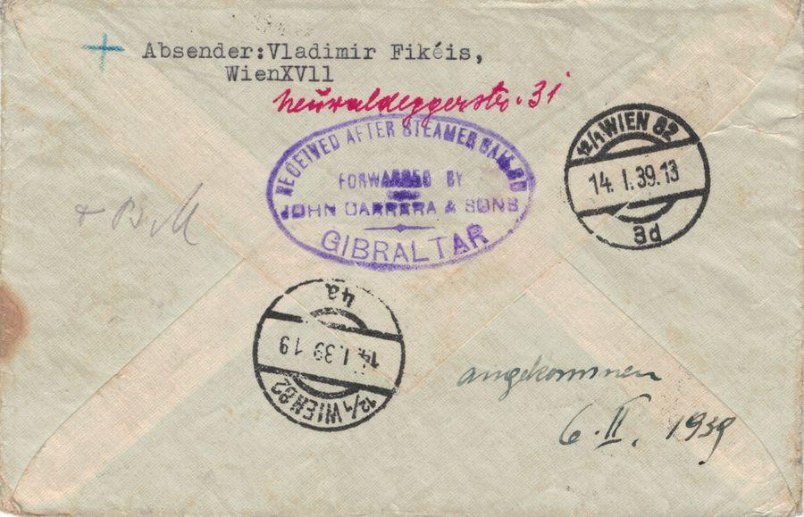 Österreich im III. Reich (Ostmark) Belege - Seite 18 Gibral11