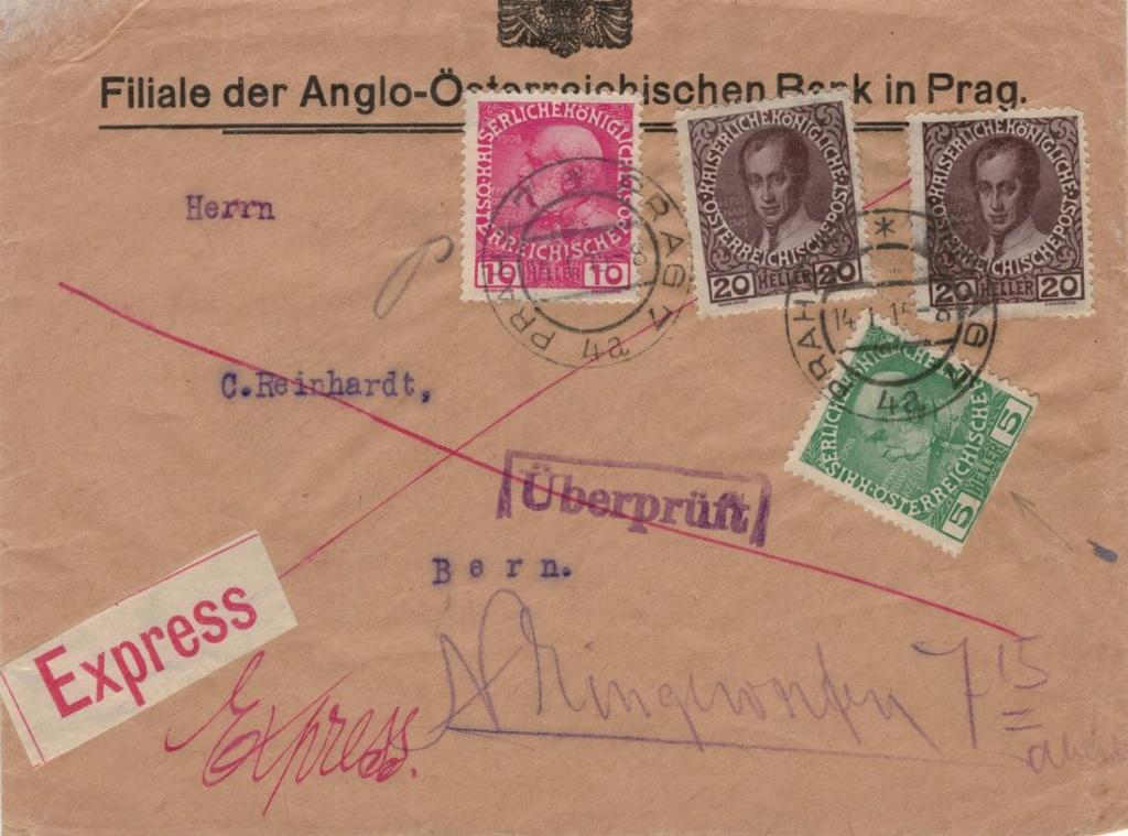Die Freimarkenausgabe 1908 - Seite 4 Heftch10