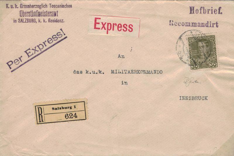 Die Freimarkenausgabe 1908 - Seite 2 Hofbri10