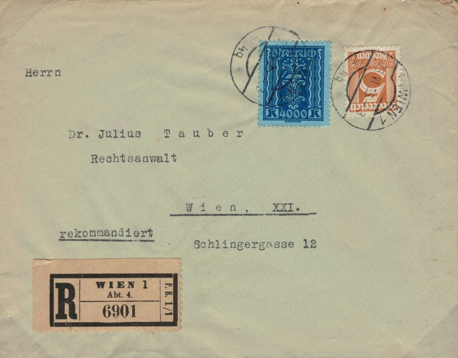 Inflation in Österreich - Belege - 1918 bis 1925 - Seite 22 Infla_10