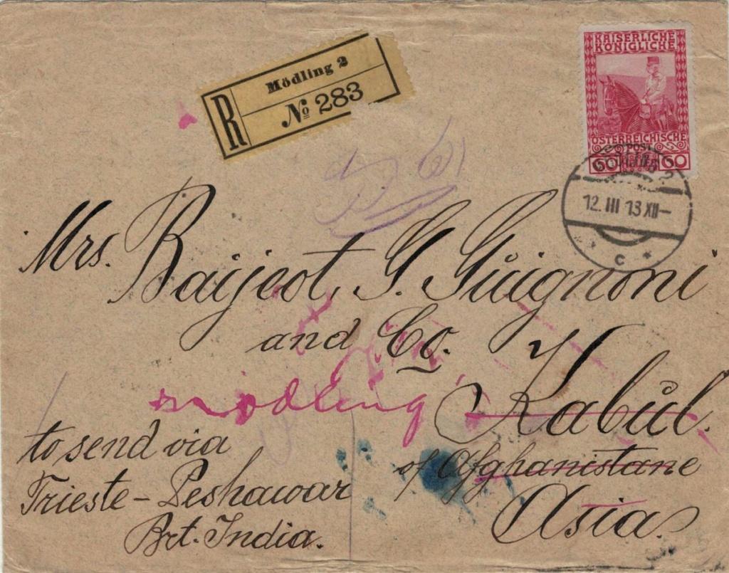 Die Freimarkenausgabe 1908 - Seite 12 Kabul_10