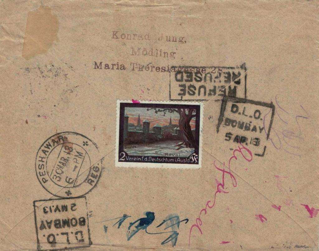Die Freimarkenausgabe 1908 - Seite 12 Kabul_11
