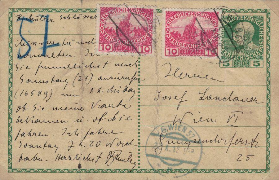 Die Freimarkenausgabe 1908 - Seite 3 Karte_16