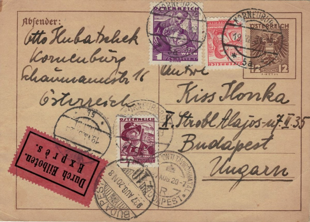 Österreich 1925 - 1938 - Seite 17 Karte_19
