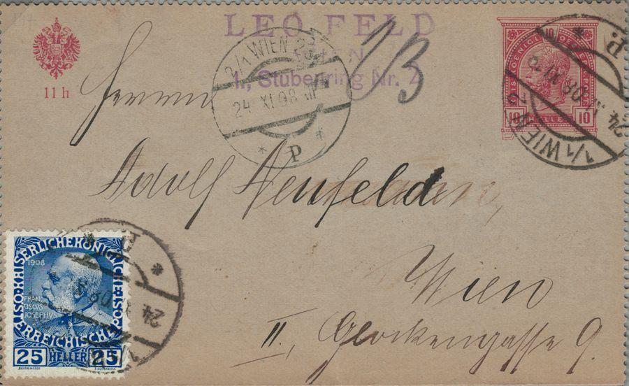 Die Freimarkenausgabe 1908 - Seite 2 Karten10