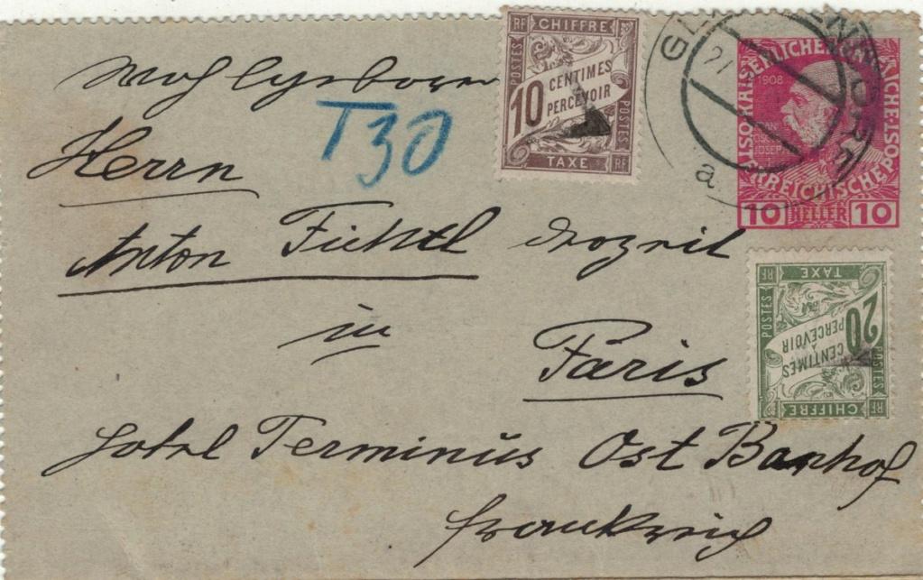 Die Freimarkenausgabe 1908 - Seite 9 Karten13