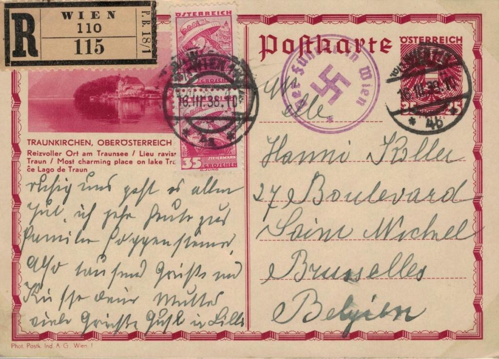 Österreich im III. Reich (Ostmark) Belege - Seite 24 Land_z10