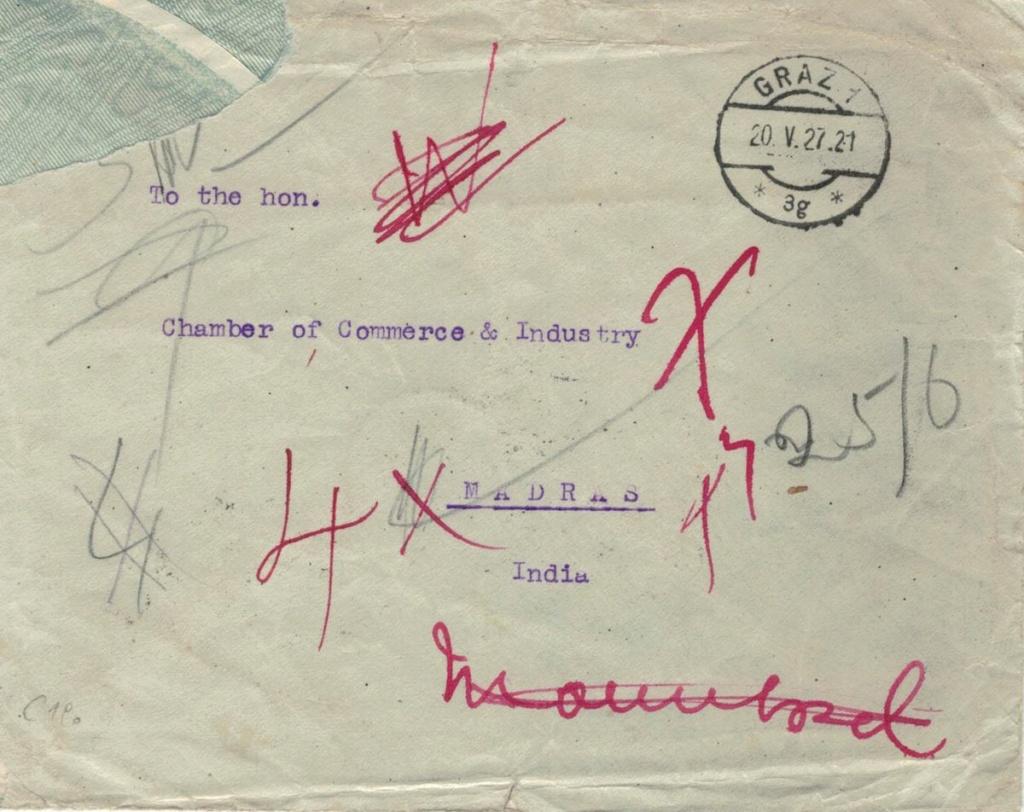 Österreich 1925 - 1938 - Seite 18 Madras10