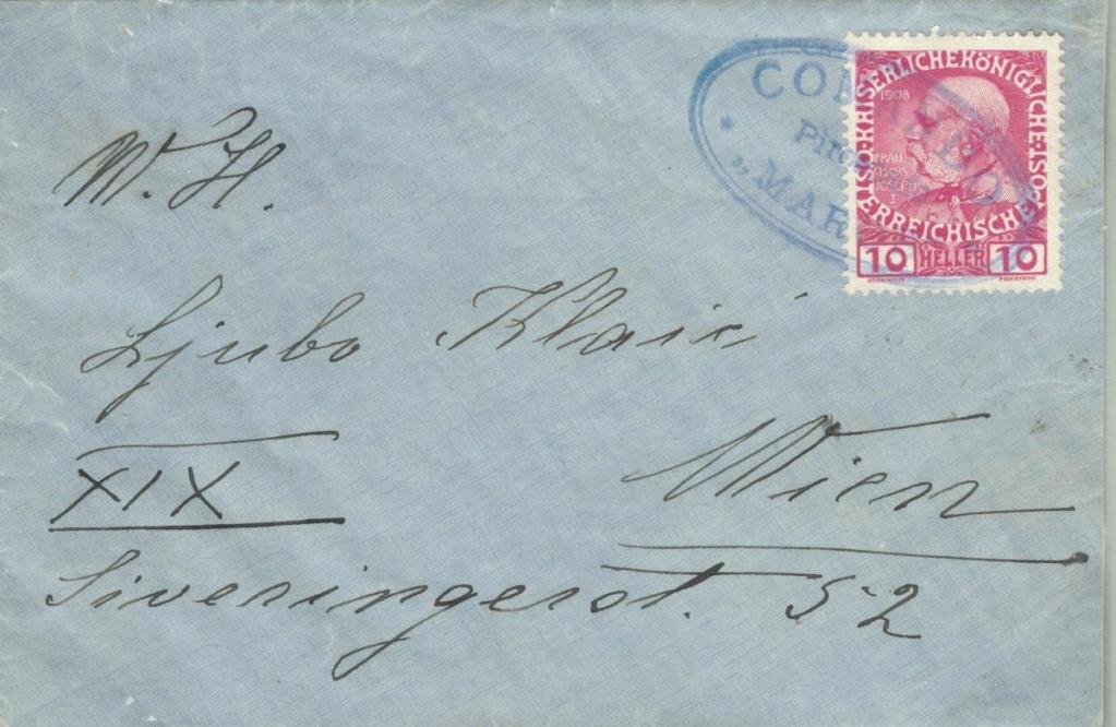 Die Freimarkenausgabe 1908 - Seite 8 Maros10