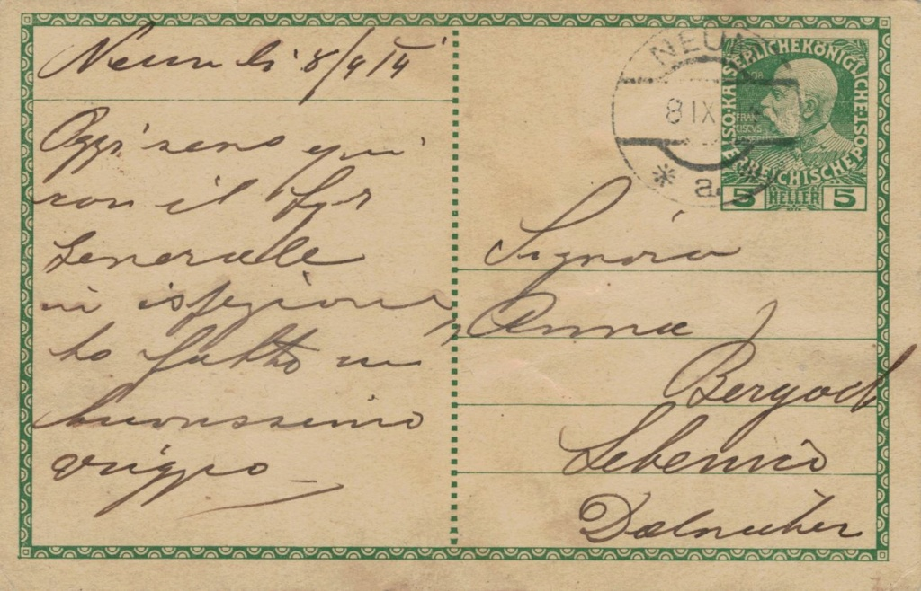 Die Freimarkenausgabe 1908 - Seite 9 Neum10