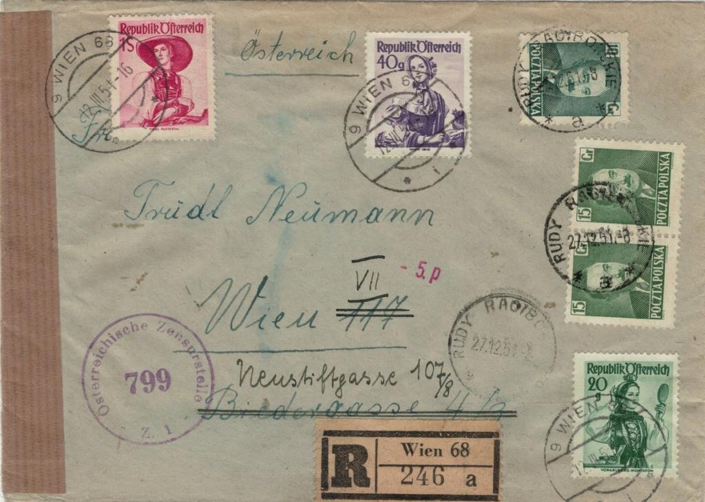 Trachtenserien ANK 887 - 923 und 1052 - 1072 Belege - Seite 14 Polen_10