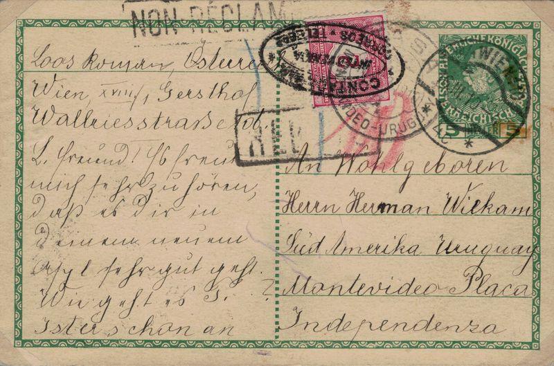 Die Freimarkenausgabe 1908 - Seite 2 Porto_14